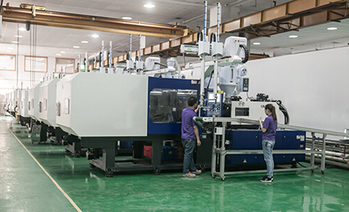 Injection Mold Department